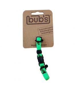 Collar Gato Bub's Verde-...