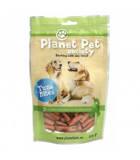 Planet Pet Snack bites atún...