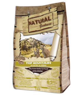 Receta Top Mountain 2kg