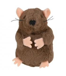 Hamster para gato con sonido