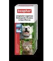 Liquido limpiador de manchas y lagrimas perro y gato
