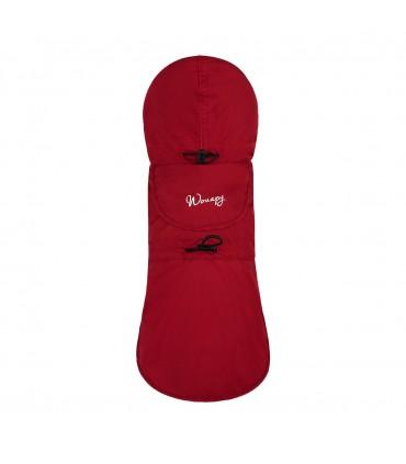 Chubasquero Rojo, portable T55