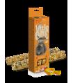 Little One Sticks Hamaster, Ratas, con frutas y nueces 2x60g