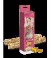 Little One Sticks Hamaster, Ratas, con arroz inflado nueces 2x55g