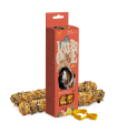 Little One Sticks Cobayas, Conejos y Chinchillas con Frutas 2x60g