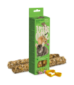 Little One Sticks Cobayas, Conejos y Chinchillas con Pasto de Prado  2x55g