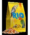 Rio Alimento para periquitos variado de grano 1Kg Alimentación diaria.