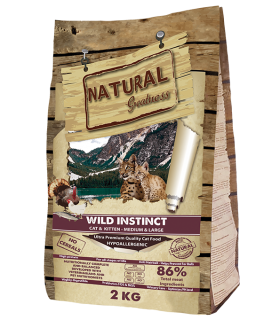 Receta Wild Instinct Medium...
